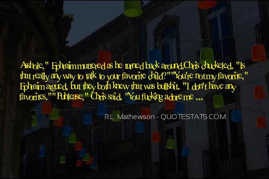 Ephraim Quotes #193750