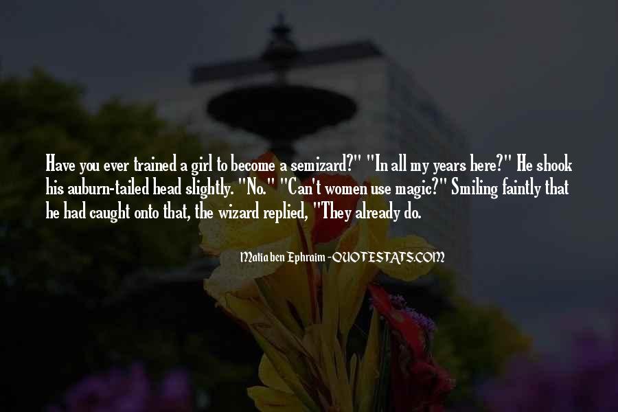 Ephraim Quotes #426367