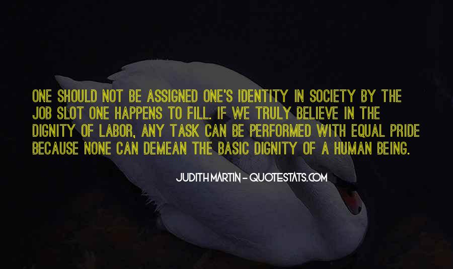 Quotes About Identity And Society #669498