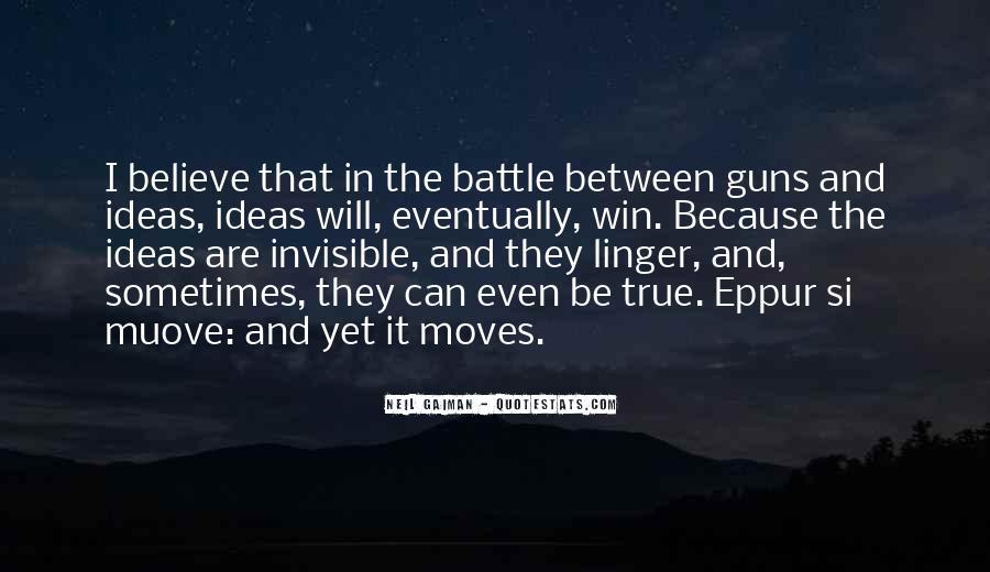 Eppur Si Muove Quotes #528950