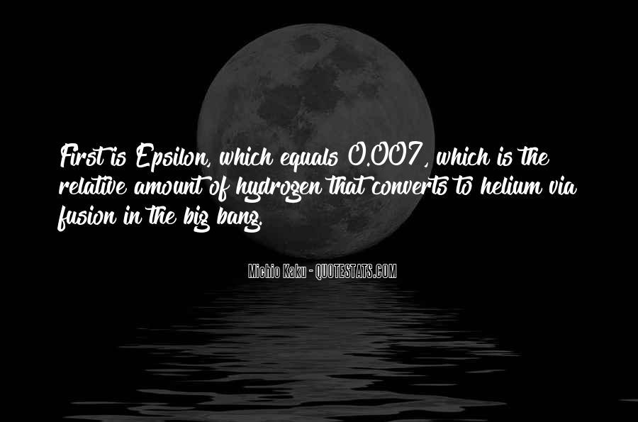 Epsilon Quotes #1796544