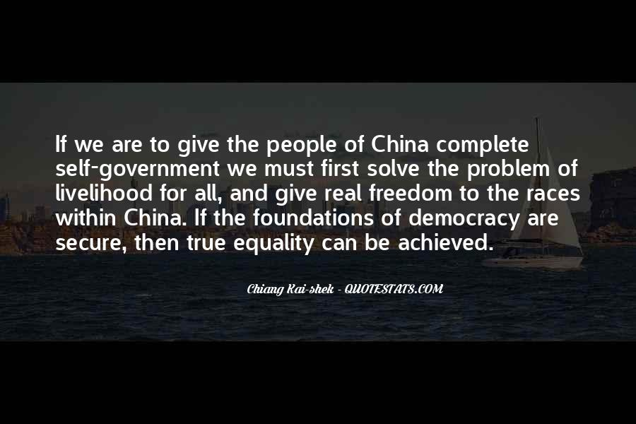 Equality For All Quotes #1138324