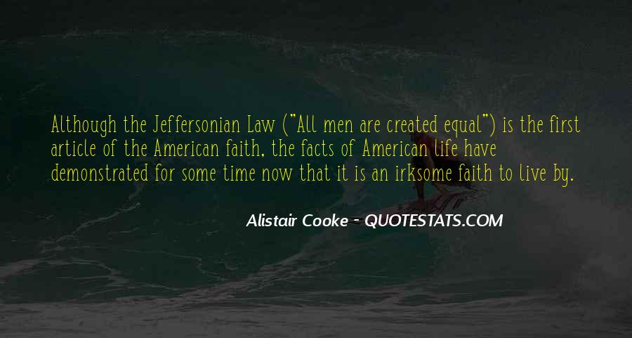 Equality For All Quotes #229305