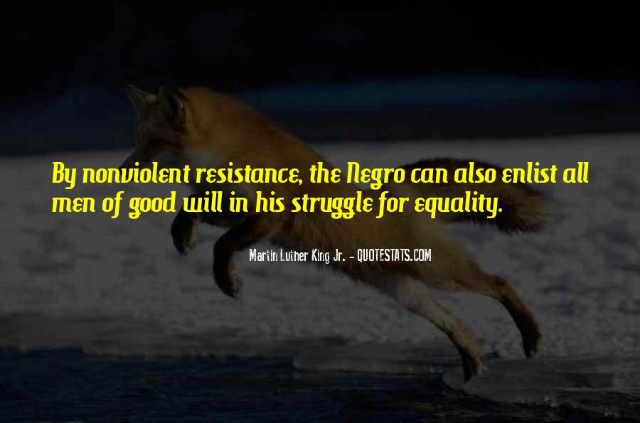 Equality For All Quotes #253597