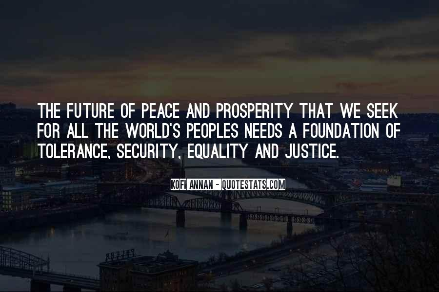 Equality For All Quotes #279140