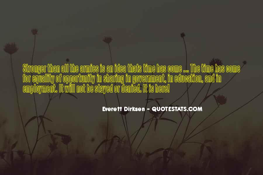 Equality For All Quotes #8503