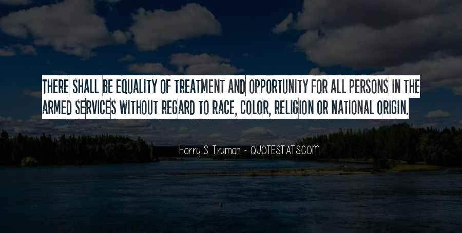 Equality For All Quotes #994814