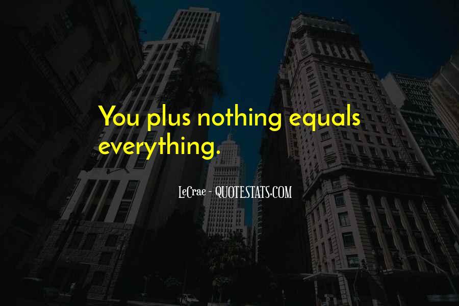 Equals Three Quotes #173667