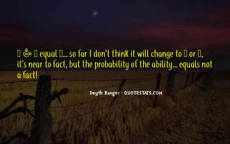Equals Three Quotes #307089