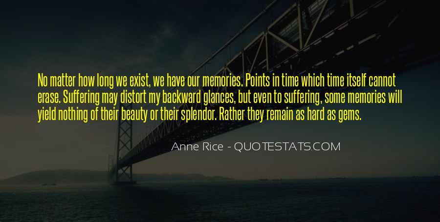 Erase All Memories Quotes #1037739