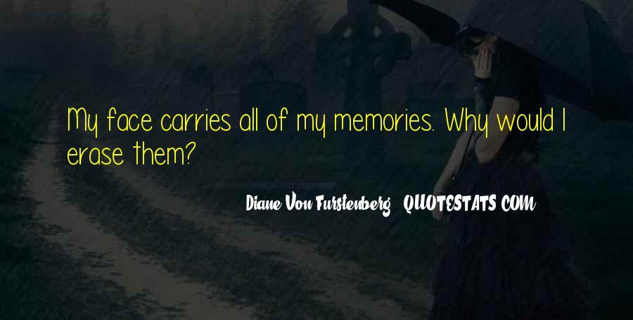 Erase All Memories Quotes #114823
