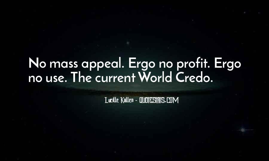 Ergo Quotes #1259318