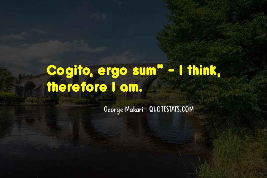 Ergo Quotes #163425