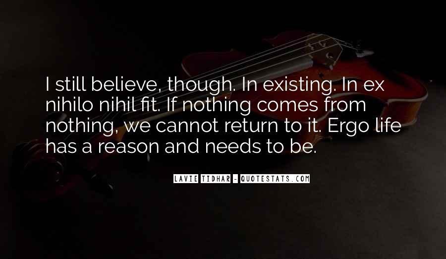 Ergo Quotes #1651596