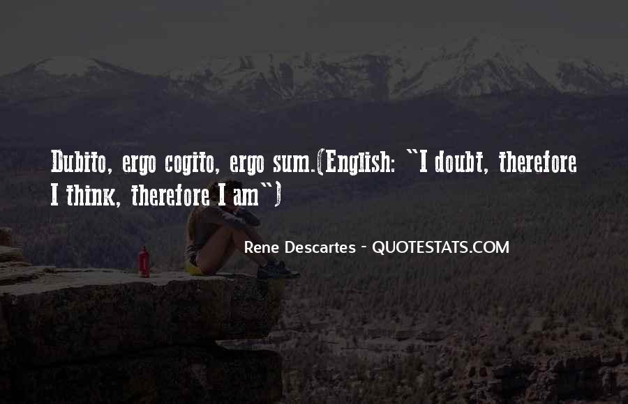 Ergo Quotes #1749258