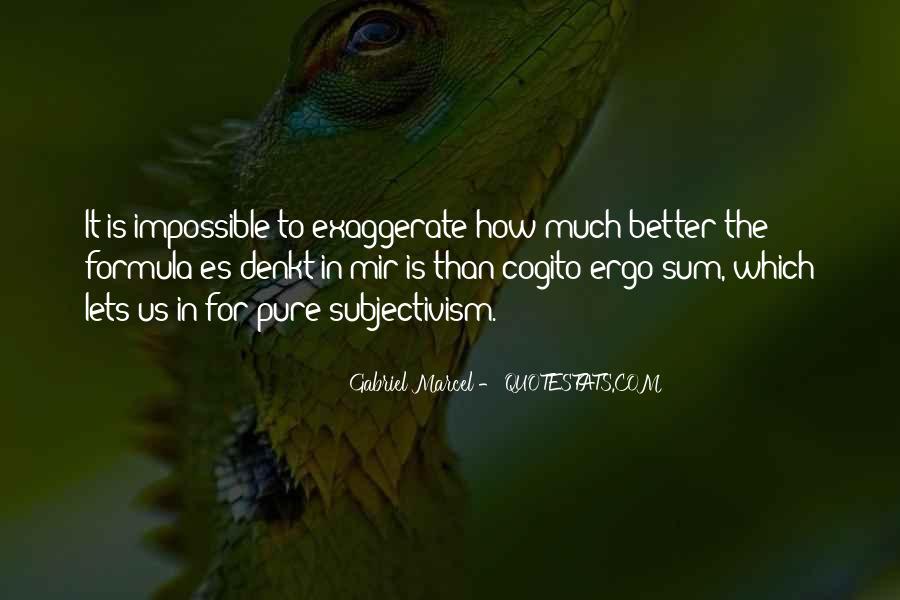 Ergo Quotes #1769598