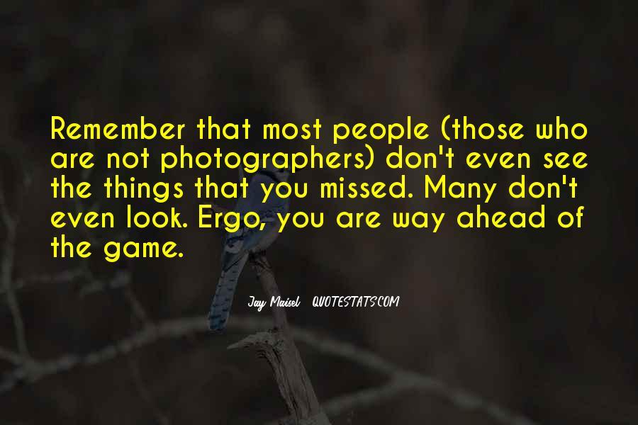 Ergo Quotes #513603