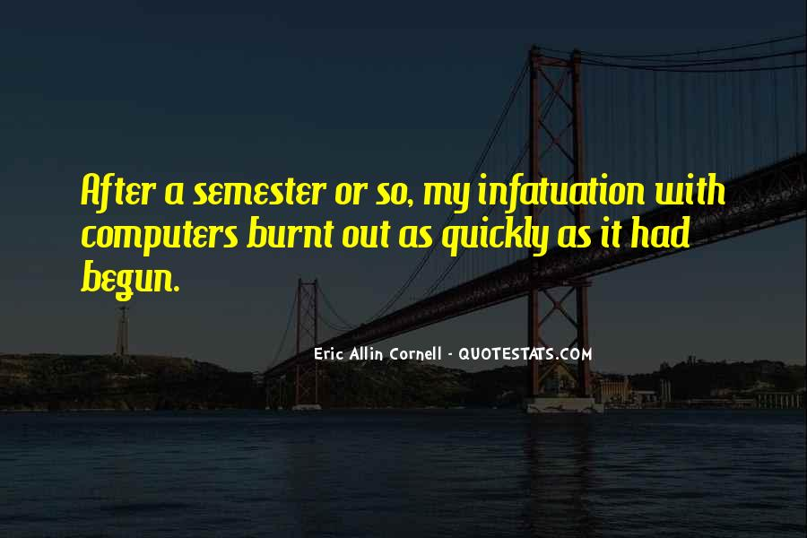 Eric Cornell Quotes #1243423