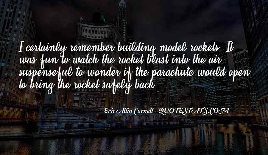 Eric Cornell Quotes #1615320