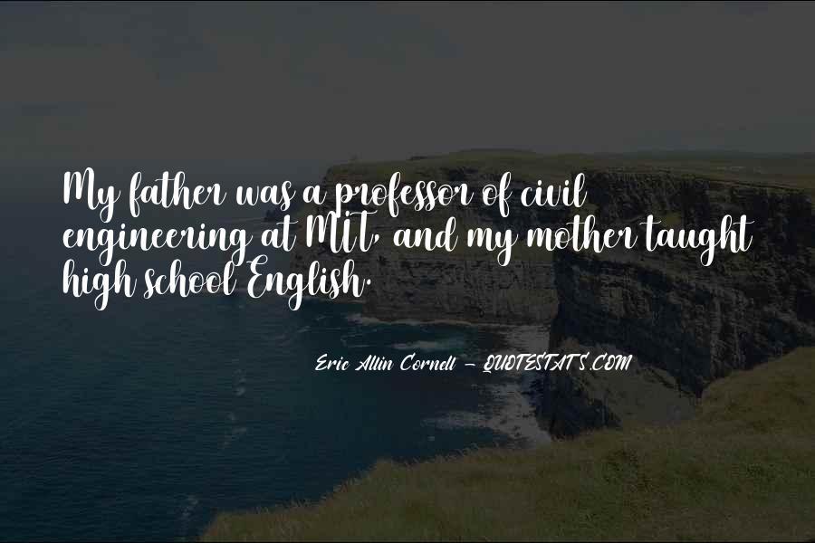 Eric Cornell Quotes #1763140