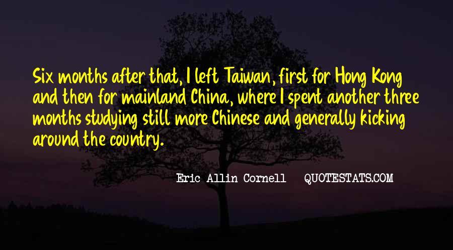 Eric Cornell Quotes #1778031
