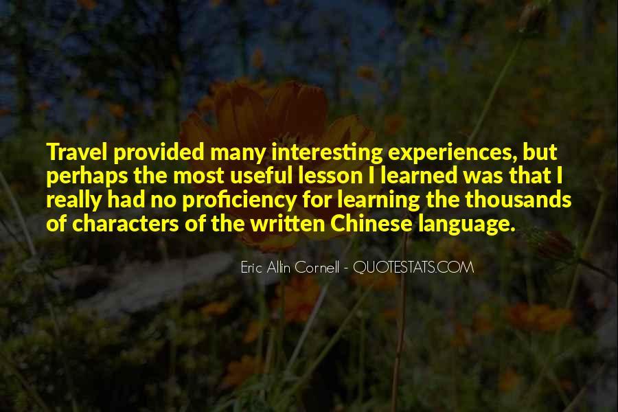 Eric Cornell Quotes #645869