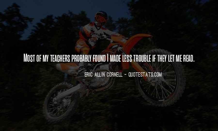 Eric Cornell Quotes #981858