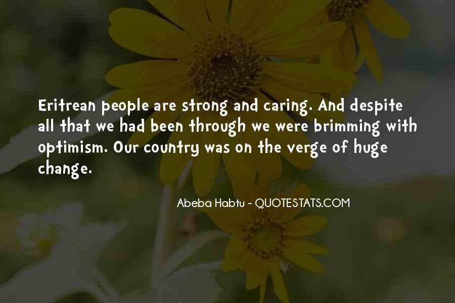Eritrean Quotes #40673
