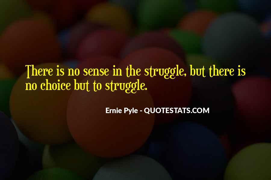 Ernie Quotes #141339