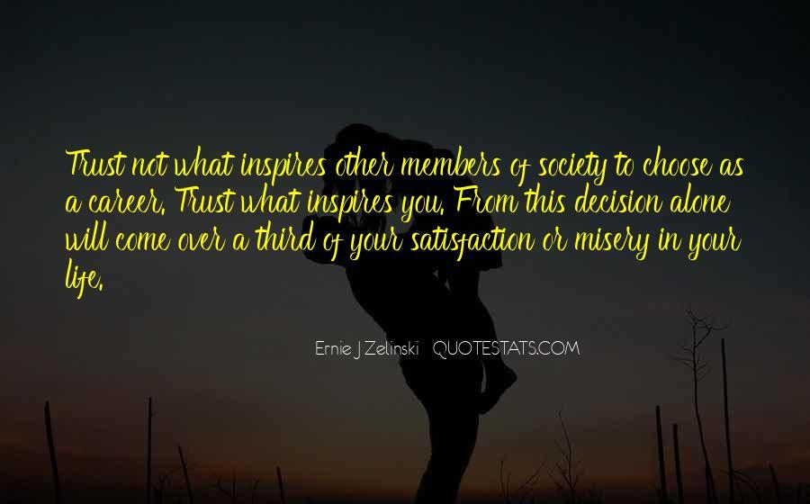 Ernie Quotes #249221