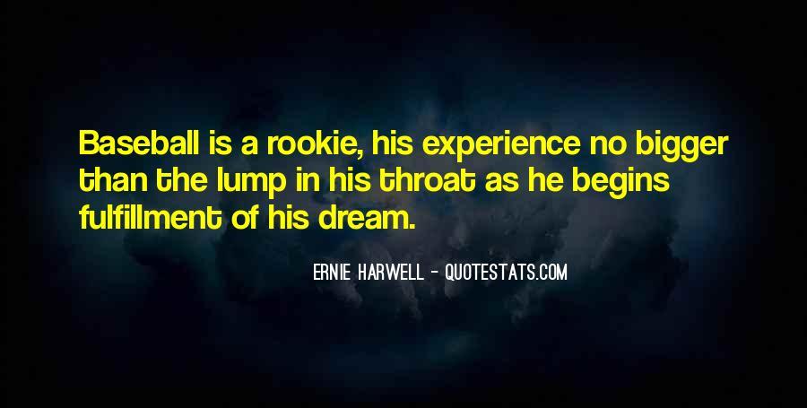 Ernie Quotes #326647