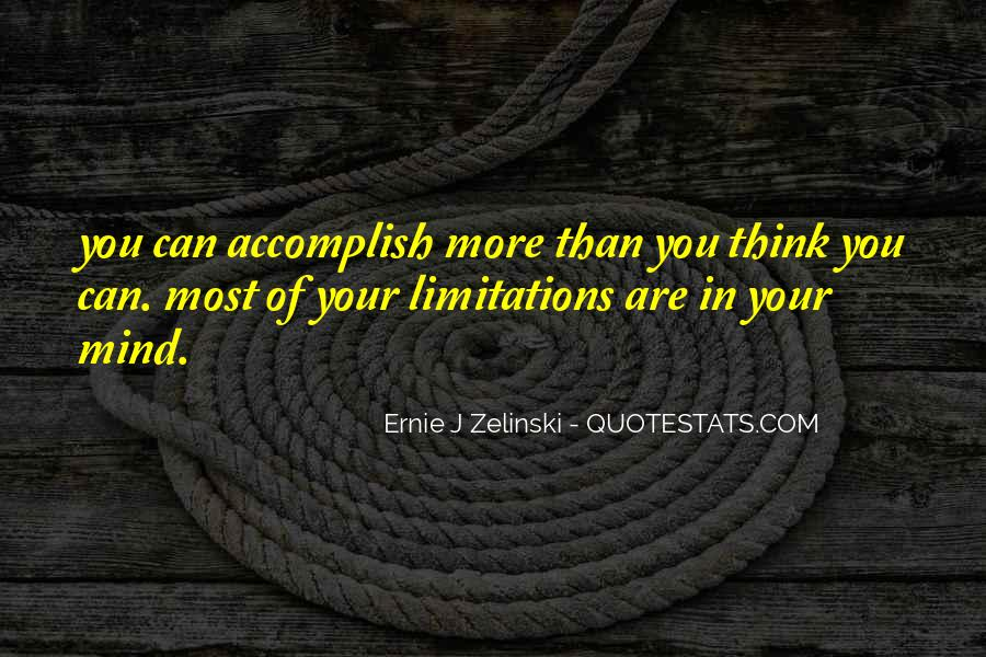 Ernie Quotes #330249