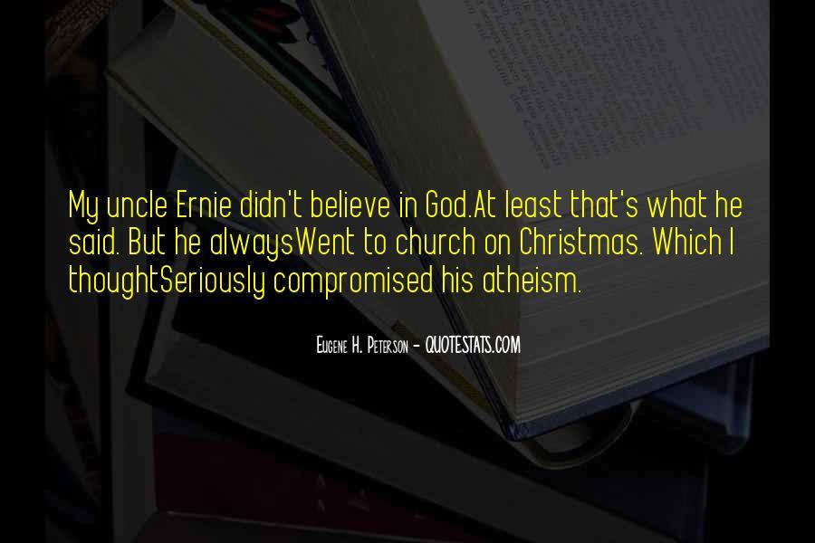 Ernie Quotes #357253