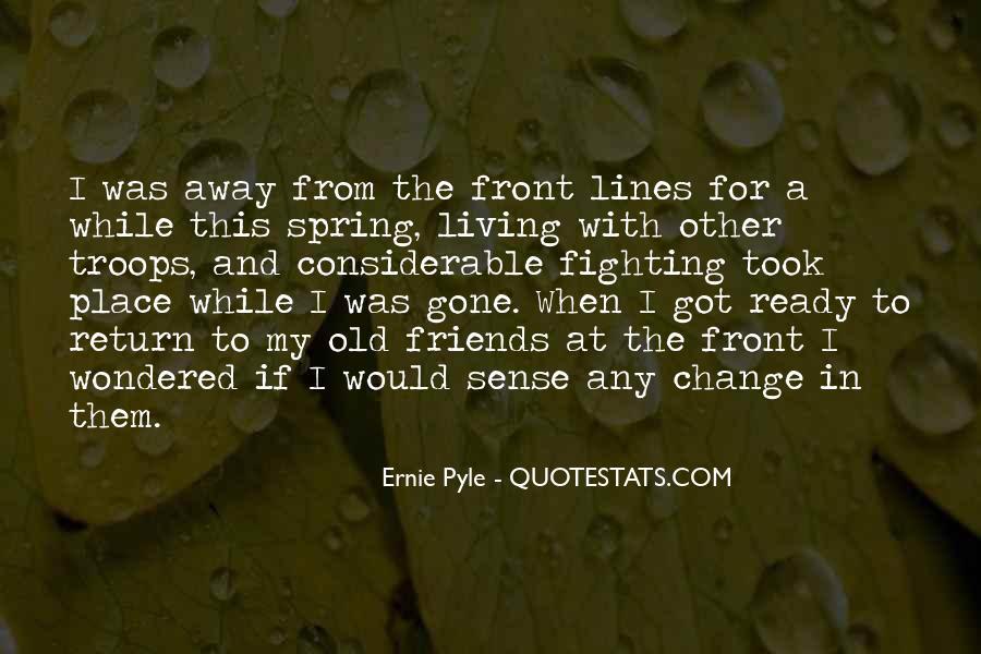Ernie Quotes #464130