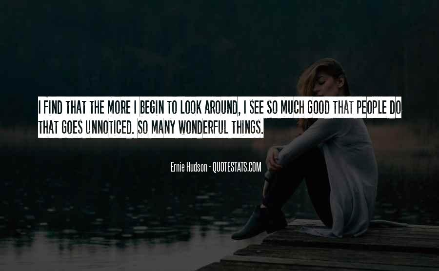 Ernie Quotes #513488