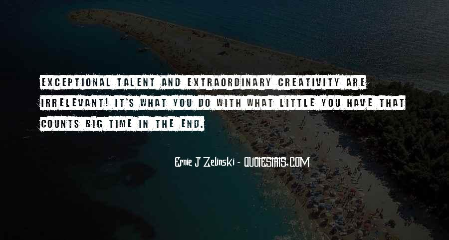 Ernie Quotes #65704