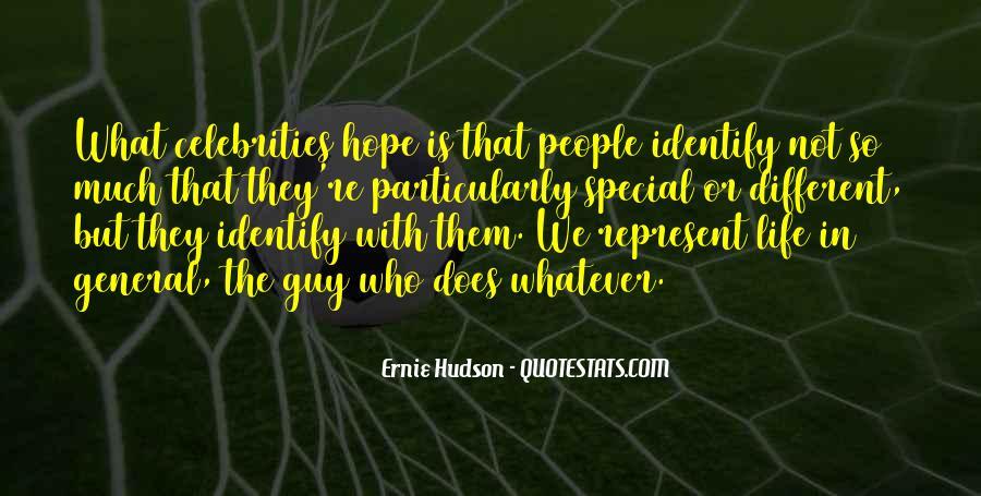 Ernie Quotes #66209