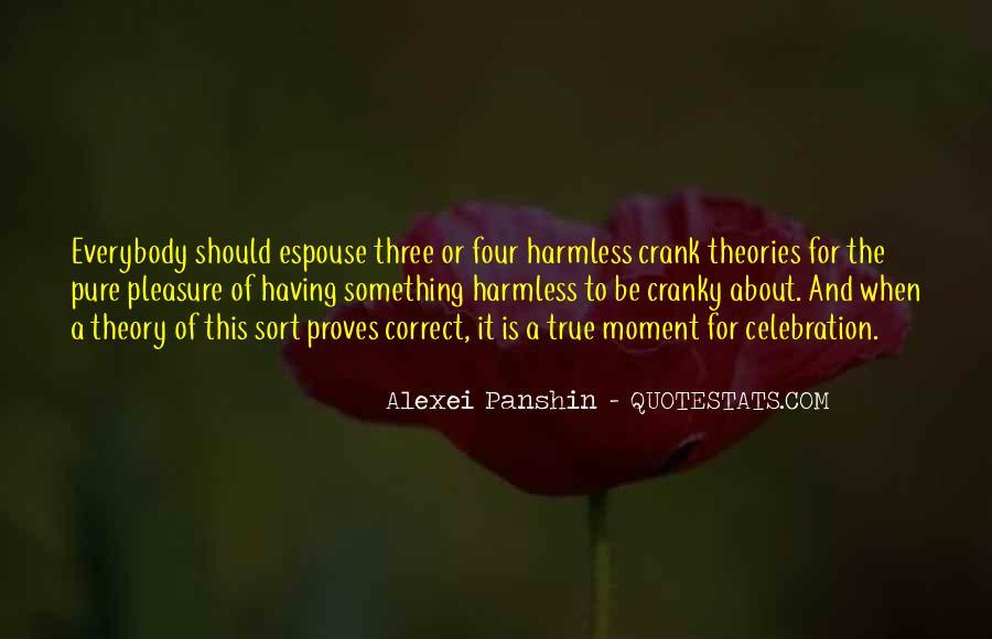 Espouse Quotes #1480374