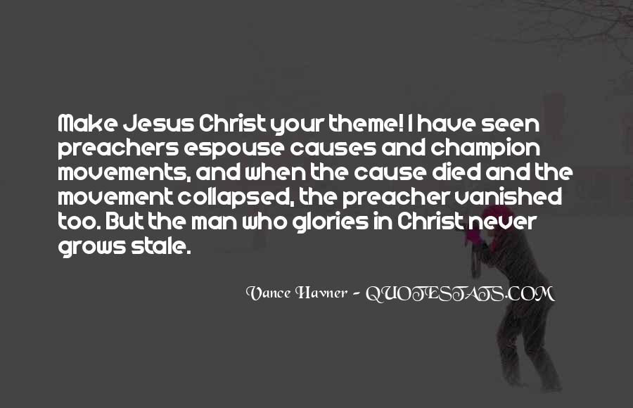 Espouse Quotes #1529273
