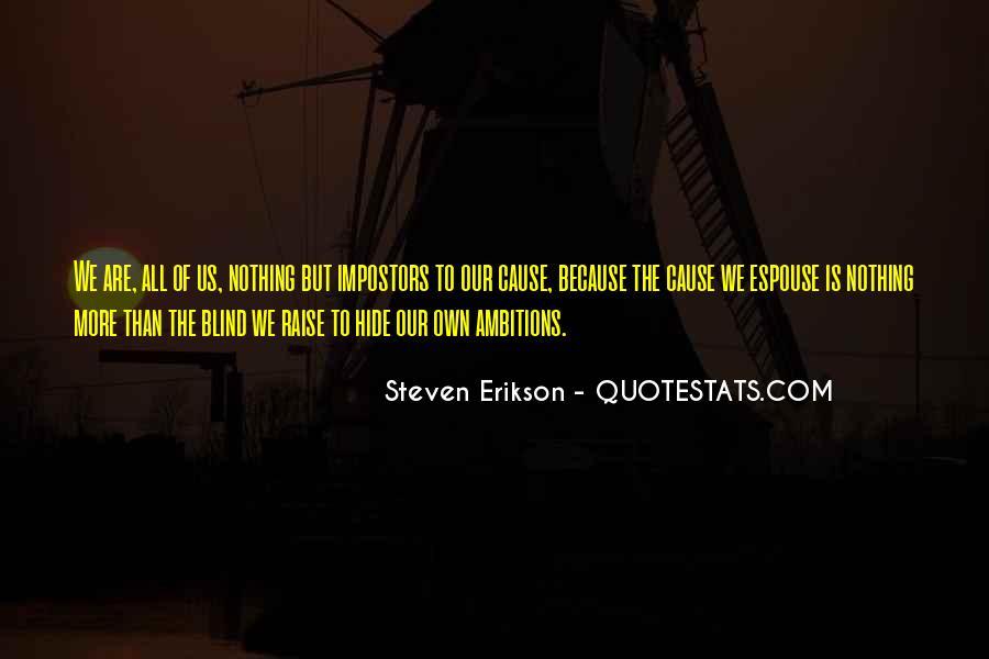 Espouse Quotes #1633134