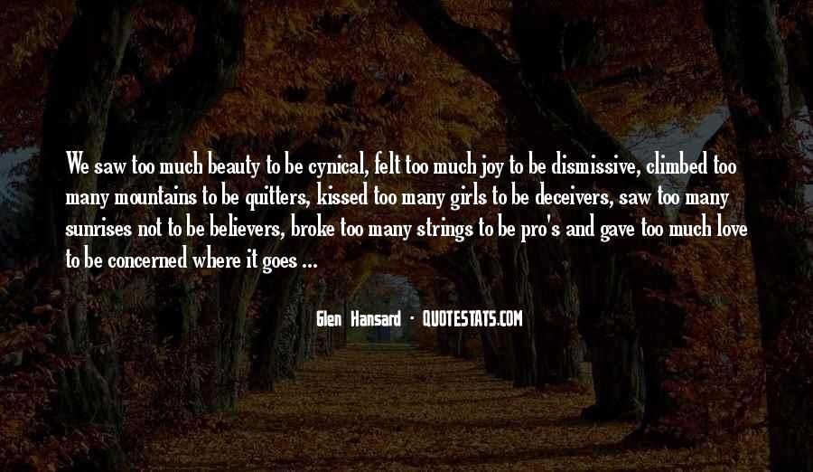Essie Carmichael Quotes #1807379