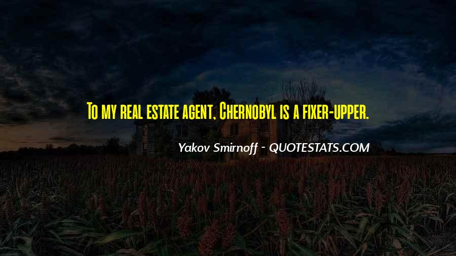 Estate Agent Quotes #1516939