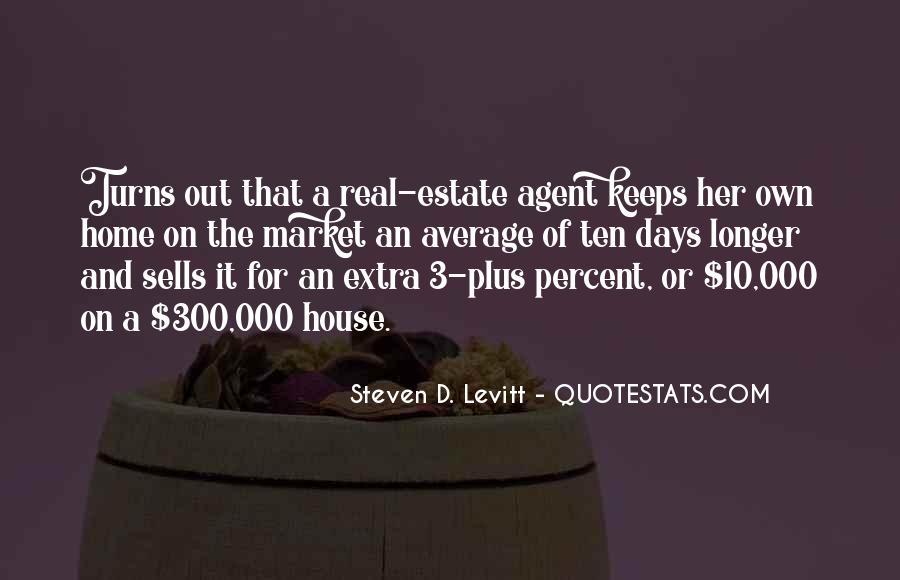 Estate Agent Quotes #156538