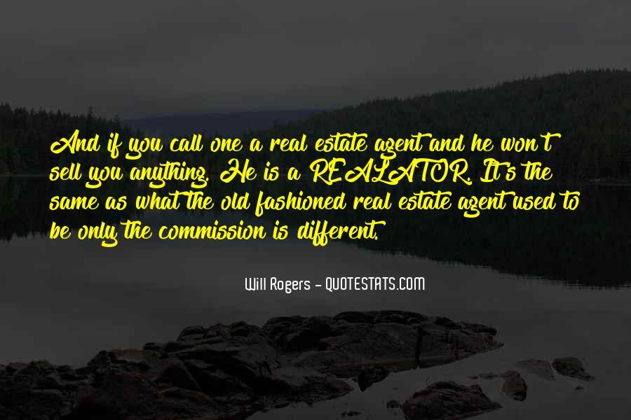 Estate Agent Quotes #19947