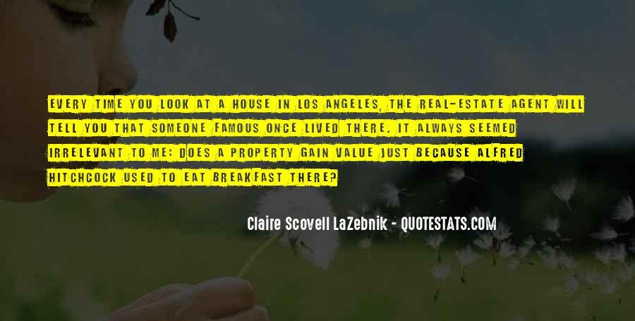 Estate Agent Quotes #335035