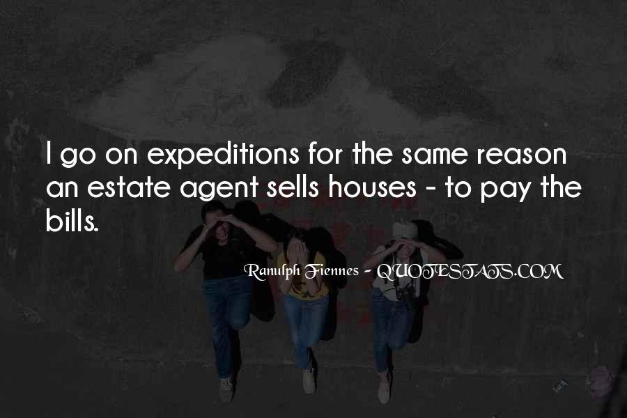 Estate Agent Quotes #494098
