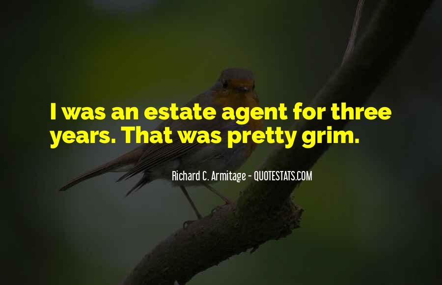 Estate Agent Quotes #595919