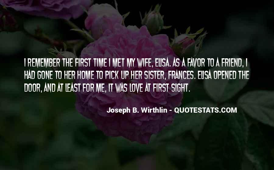 Quotes About I Love My Wife #369937