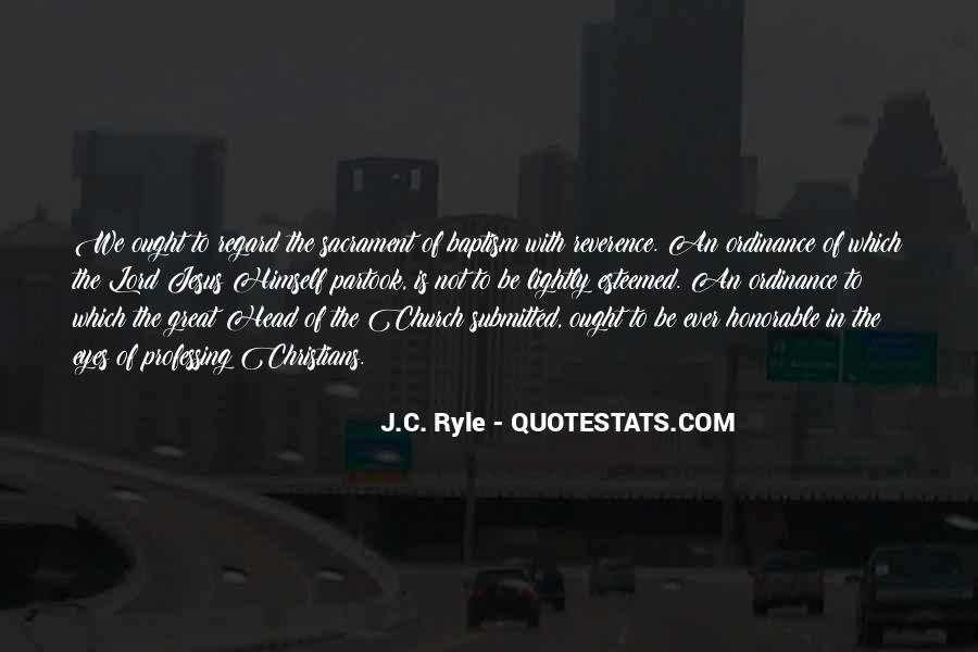 Esteemed Quotes #1025603