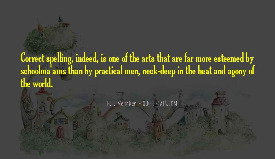 Esteemed Quotes #1066790